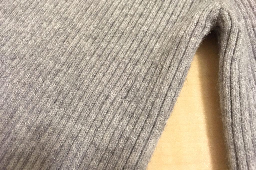 JUN ファミリーセール購入品 ViS タートルネックセーター