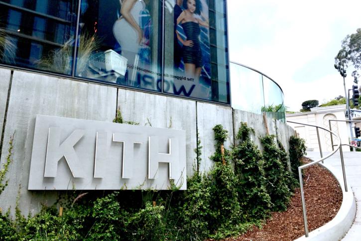 KITH ロサンゼルスへ行ってきた!