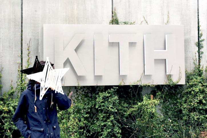 ロサンゼルス KITH(キス)へ!
