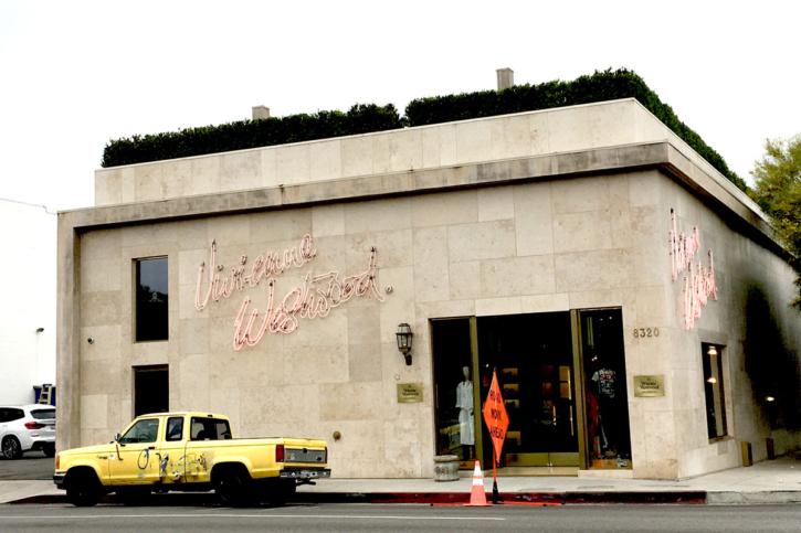 ロサンゼルス Vivienne Westwood(ヴィヴィアンウエストウッド)