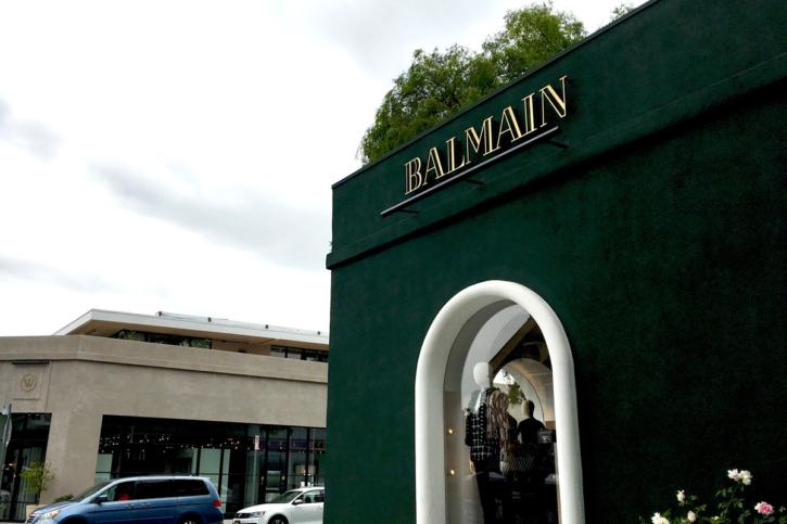 ロサンゼルス BALMAIN(バルマン)